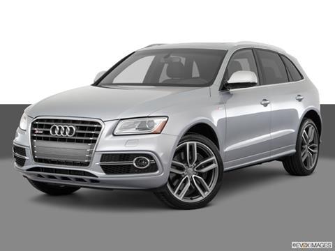 Audi SQ Pricing Ratings Reviews Kelley Blue Book - Audi sq5 review