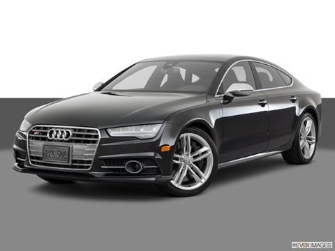 Audi S Pricing Ratings Reviews Kelley Blue Book - Audi s7 msrp