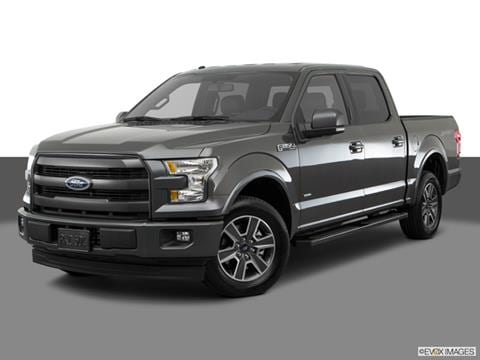 2017 Ford F150 SuperCrew Cab | Pricing, Ratings & Reviews ...