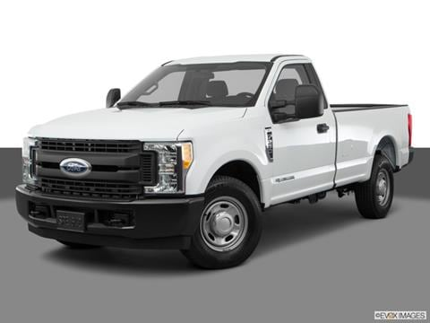 2017 ford f250 super duty regular cab pricing ratings reviews kelley blue book. Black Bedroom Furniture Sets. Home Design Ideas
