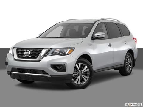 2018 Nissan Pathfinder Pricing Ratings Amp Reviews