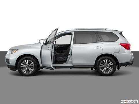 2019 Nissan Pathfinder Pricing Ratings Reviews Kelley Blue Book
