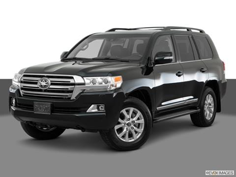 Toyota Land Cruiser | Pricing, Ratings, Reviews | Kelley Blue
