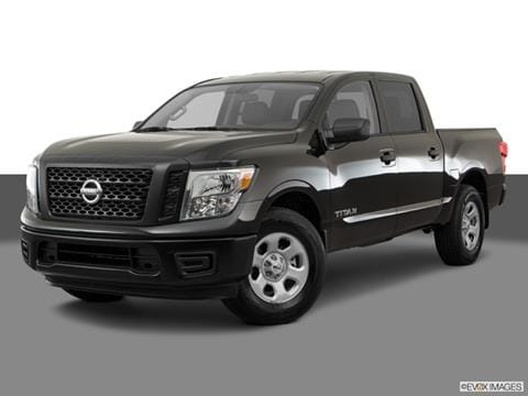 2017 nissan titan crew cab pricing ratings reviews. Black Bedroom Furniture Sets. Home Design Ideas