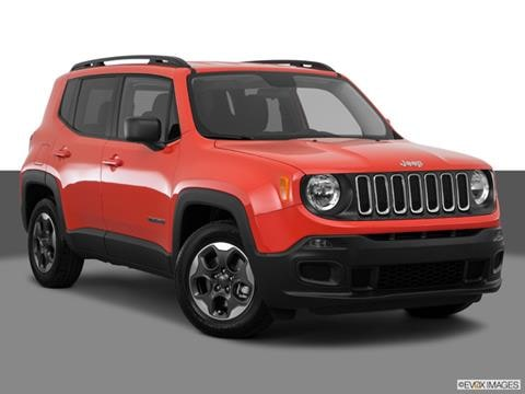 Jeep Renegade Colors