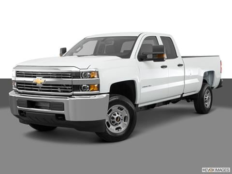 2017 Chevrolet Silverado 2500 HD Double Cab | Kelley Blue Book