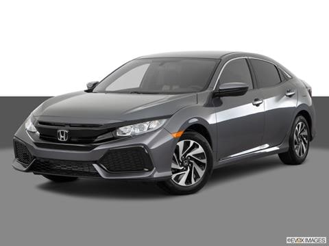 2017 honda civic pricing ratings reviews kelley blue book. Black Bedroom Furniture Sets. Home Design Ideas