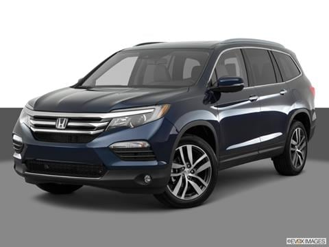 2017 honda pilot pricing ratings reviews kelley blue book. Black Bedroom Furniture Sets. Home Design Ideas