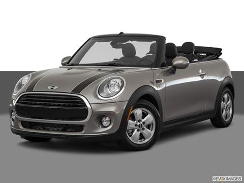 2017 Mini Convertible 32 Mpg Combined