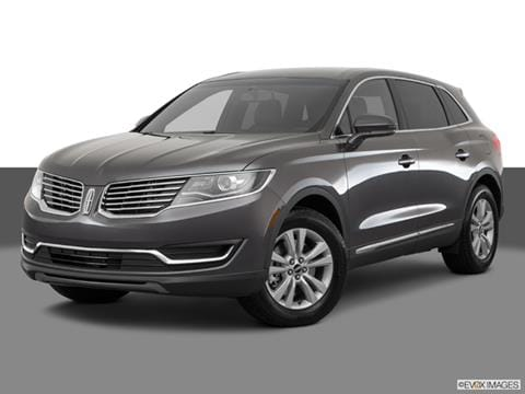 2018 Lincoln Mkx Pricing Ratings Reviews Kelley Blue Book