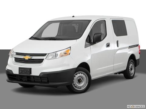 Chevrolet City Express Pricing Ratings Reviews