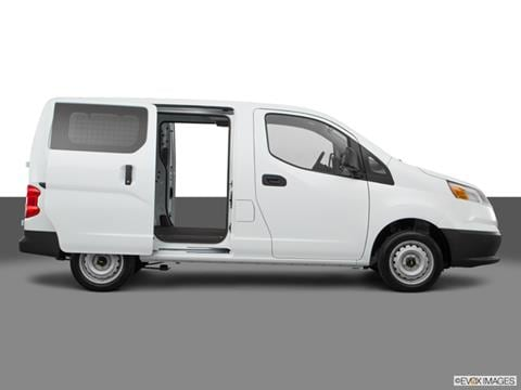 2018 chevrolet city express Exterior