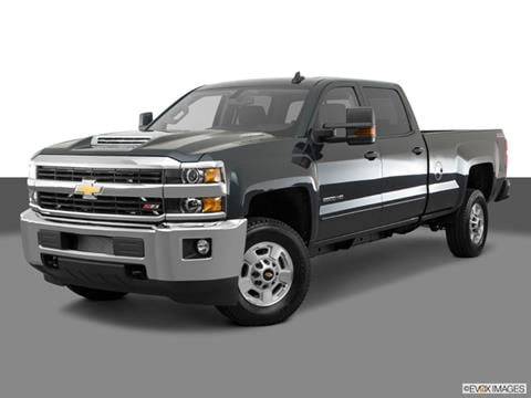 2017 Chevrolet Silverado 2500 HD Crew Cab | Kelley Blue Book