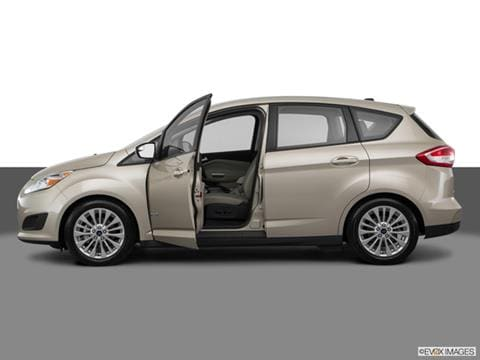 2018 ford c max hybrid Exterior