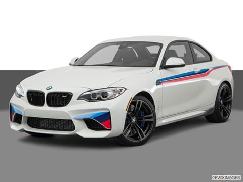 2017 Bmw M2 21 Mpg Combined