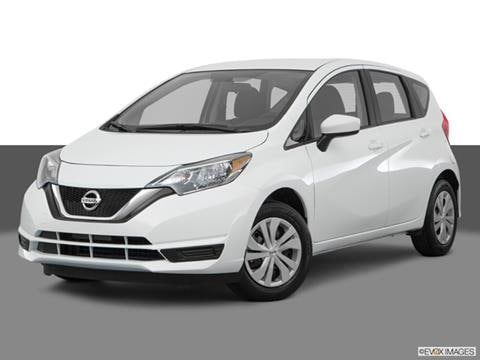 2017 nissan versa note pricing ratings reviews kelley blue book. Black Bedroom Furniture Sets. Home Design Ideas