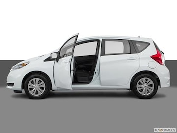2017 nissan versa note pricing ratings reviews kelley blue book for Nissan versa note interior dimensions