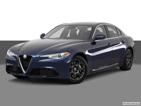 Alfa Romeo Giulia Pricing Ratings Reviews Kelley Blue Book - Alfa romeo car prices
