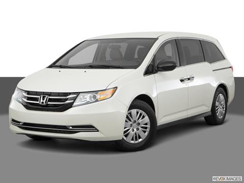 2017 honda odyssey pricing ratings reviews kelley blue book. Black Bedroom Furniture Sets. Home Design Ideas