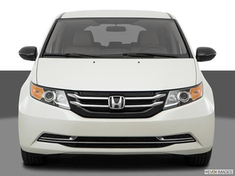 2017 honda odyssey lx pictures videos kelley blue book. Black Bedroom Furniture Sets. Home Design Ideas