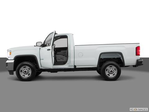 2017 gmc sierra 2500 hd regular cab Exterior