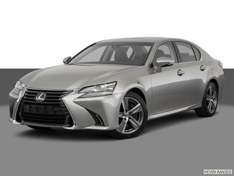 2018 Lexus Gs 26 Mpg Combined