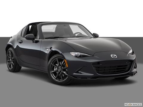 2017 mazda mx 5 miata rf launch edition sv pictures videos kelley blue book. Black Bedroom Furniture Sets. Home Design Ideas