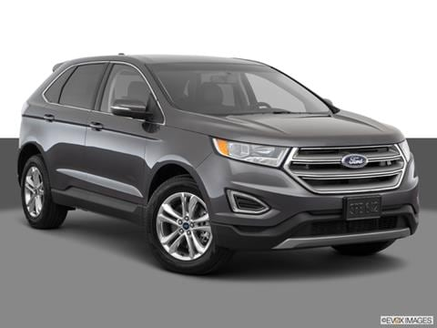 Ford Edge Pricing Ratings Reviews Kelley Blue Book  Ford Edge Titanium Pictures