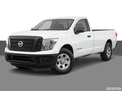 2017 nissan titan single cab pricing ratings reviews. Black Bedroom Furniture Sets. Home Design Ideas