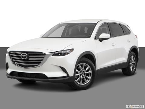2017 Mazda Cx 9 Pricing Ratings Amp Reviews Kelley Blue Book