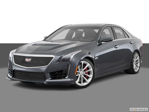 2018 Cadillac Cts V Pricing Ratings Reviews Kelley Blue Book