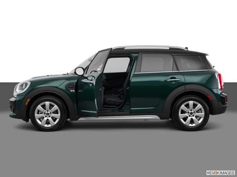 2017 mini countryman Exterior