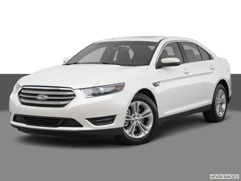 2018 Ford Taurus Pricing Ratings Reviews Kelley Blue Book
