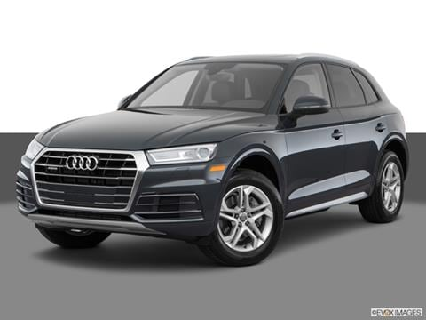 2019 Audi Q5 Pricing Ratings Reviews Kelley Blue Book