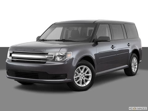 2018 Ford Flex Pricing Ratings Reviews Kelley Blue Book