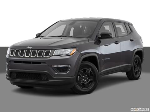 Suv Jeep 2018 >> 2018 Jeep Compass Pricing Ratings Reviews Kelley Blue Book
