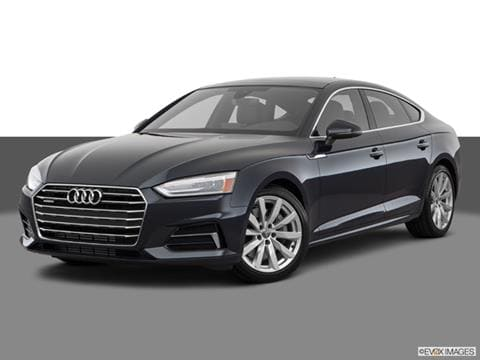 2018 Audi A5 Pricing Ratings Reviews Kelley Blue Book