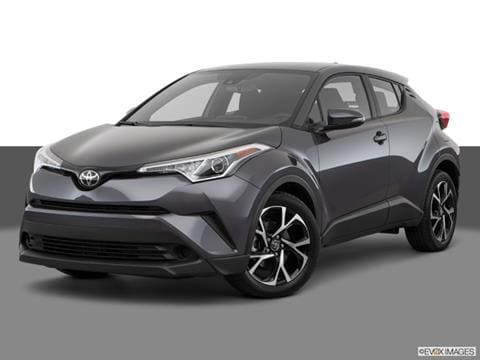 2018 Toyota C Hr Pricing Ratings Reviews Kelley Blue Book