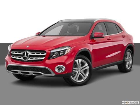 mercedes benz gla pricing ratings reviews kelley blue book. Black Bedroom Furniture Sets. Home Design Ideas