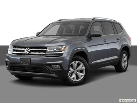 2019 Volkswagen Atlas Pricing Ratings Reviews Kelley Blue Book
