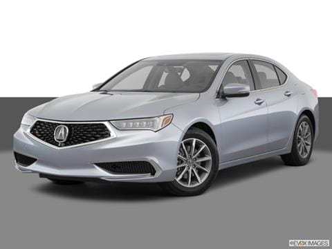 Acura TLX Pricing Ratings Reviews Kelley Blue Book - Used 2018 acura tl