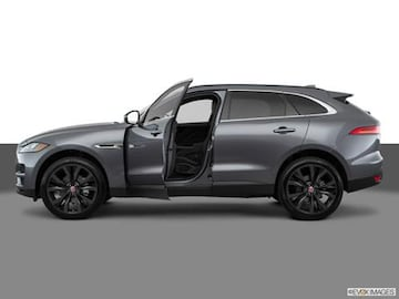 2018 jaguar f pace pricing ratings reviews kelley blue book. Black Bedroom Furniture Sets. Home Design Ideas