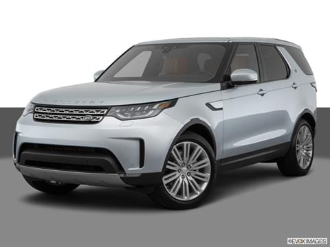 2018 Land Rover Discovery Pricing Ratings Reviews Kelley Blue