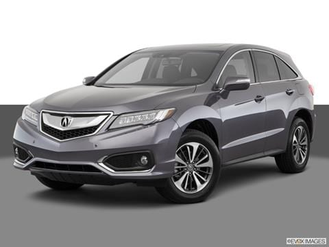 Acura RDX Pricing Ratings Reviews Kelley Blue Book - 2018 acura tl type s for sale