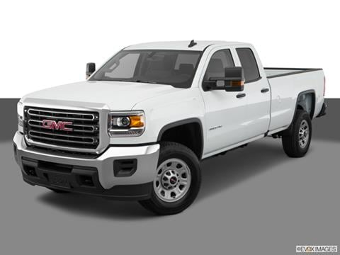 2017 gmc sierra 3500 hd double cab Exterior