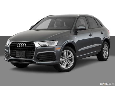 audi q3 pricing ratings reviews kelley blue book. Black Bedroom Furniture Sets. Home Design Ideas