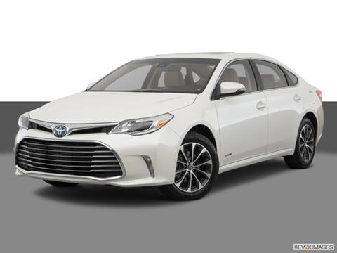2018 toyota avalon hybrid pricing ratings reviews kelley blue book. Black Bedroom Furniture Sets. Home Design Ideas