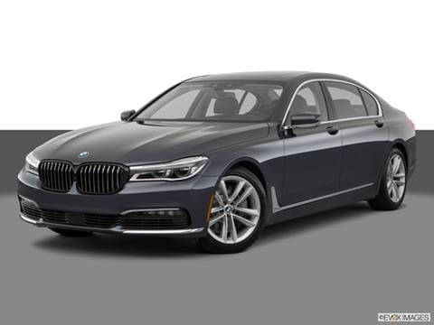 2018 Bmw 7 Series Pricing Ratings Reviews Kelley Blue Book