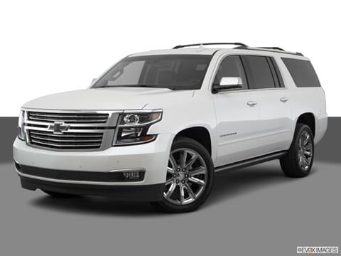 2017 chevrolet suburban pricing ratings reviews kelley blue book. Black Bedroom Furniture Sets. Home Design Ideas