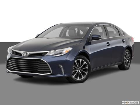 2018 Toyota Avalon Pricing Ratings Amp Reviews Kelley